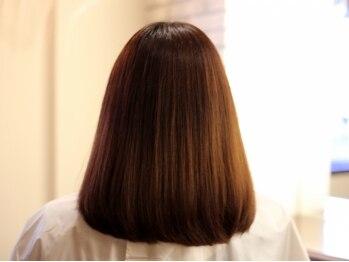 アクト(ACT)の写真/今までとは違う!!触れる度に感動を♪憧れの美髪へ導きます☆髪の状態にあわせて選べる◎
