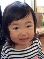 2歳の女の子らしい♪ふんわりキュート♪