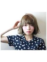 オブヘアー 鷺沼店(Of HAIR)k.ボブスタイル013