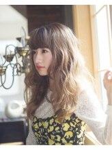 ミント 新宿(MInT)【女性から大人気!】ふわふわフェミニンウェーブ