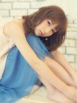 ピノ ウメダ(Pinot UMEDA)柔らか好感度NO.1☆縮毛矯正☆ミルクティーカラーBOBstyle