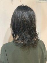 アーヴォ ヘアー(Arvo hair)縮毛矯正/Arvoカール/フルカラー/サプリトリートメント