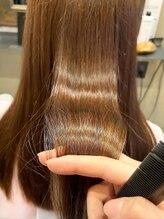 ルーチェヘアードゥエ(LUCE hair due)