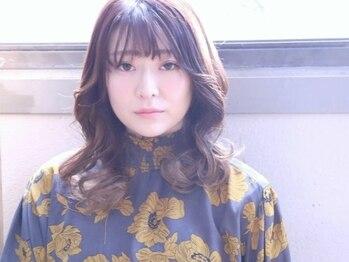 ヘア アンドメイク キヨシ(Hair and Make kiyoshi)の写真/絶妙なニュアンスまでしっかり再現。なかなか伝わらない、韓国・オルチャンスタイルもkiyoshiで叶う―。