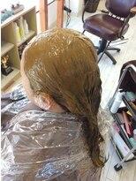 ヘアー フリカケ(Hair furicake)ヘナ