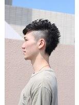 ザップ(ZAP)MEN'S HAIR ソフトモヒカン