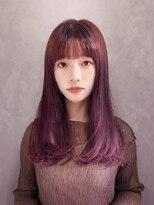 チェルシー(CHELSEA)Chelsea Style Purple Edition 〈髪質改善〉