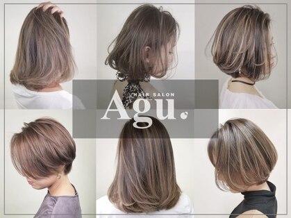 アグ ヘアー エミナ 北区北24条 札幌14号店(Agu hair emina)の写真