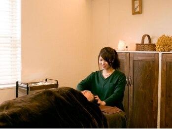 オリーブ(olive)の写真/オーガニック頭皮用TRを使用したヘッドスパで、元気な髪を育てるために頭皮ケア始めてみませんか?