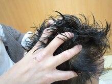 ルークヘア(rook hair)