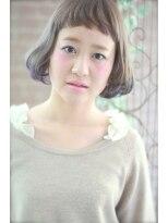 アリス ヘア デザイン(Alice Hair Design)Alice☆パールアッシュ×ネイビーラベンダー
