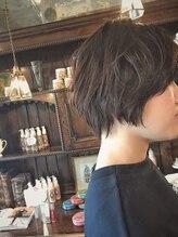 ♪♪♪希望の髪型を骨格と髪質に合わせて簡単再現できるカット♪♪♪