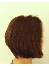 髪結い空間 エムアンドケー ヘアアンドネイル(M&K)大人かわいいボブ