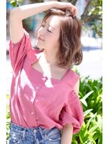 【Arlel】大人可愛いミディアムヘア☆