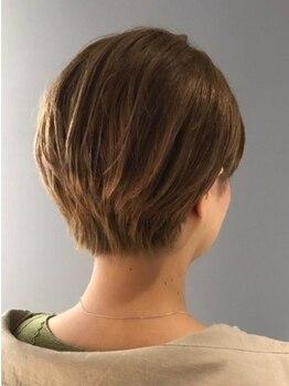 ナタリー(natalie)の写真/経験豊富な女性スタイリストが、お悩みや髪質に合わせて一人ひとりにお似合いの髪型をご提案!!