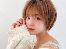 アグ ヘアー ブリーズ 鳥取倉吉店(Agu hair breeze)の雰囲気(ショート&ボブもおまかせください!ナチュラルで可愛いヘア♪)