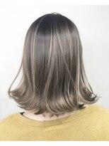 ソース ヘア アトリエ 京橋(Source hair atelier)【SOURCE】ハイエアタッチハイライト