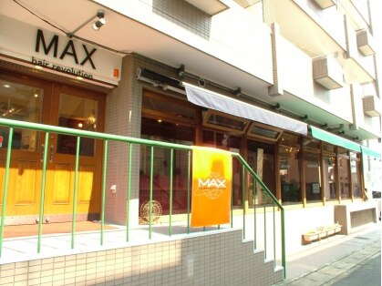 マックスヘアーレボリューション(MAX HAIR REVOLUTION)