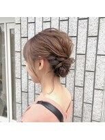 アルマヘアー(Alma hair by murasaki)お呼ばれセット