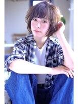 mitsu~カジュアルグラデーションbob
