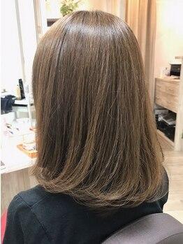 """リュクス(Luxe)の写真/髪の広がり、ダメージが気になる方必見!話題の""""髪質改善Tr""""で今まで感じたことのないようなツヤ髪に感動♪"""