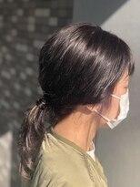 グランツヘアー(Glanz hair)フェイスフレーミングカラー