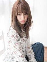 ラグーナ 津田沼(LAGUNA)☆高感度高め☆さりげな美人レイヤーストレート