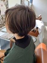 アゲハヘアー(ageha hair)スッキリショート ふんわりショート