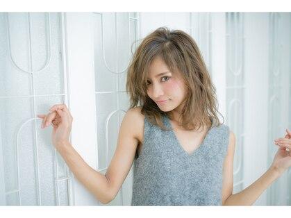 ヘアーアンドメイク クリース 福岡店(hair&make CRECE)の写真