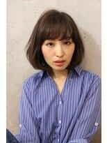 【coma 中野】ライフスタイルに合う、ダメージレスシンプルボブ.