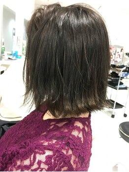 ヘアメイク マキア(HAIR MAKE MAQUIA)の写真/好印象ショートは忙しい大人女性からも大人気!高技術だから毎朝のスタイリングも楽チン♪