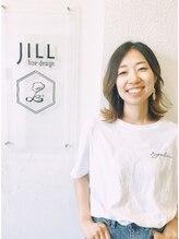 ジル ヘアデザイン ナンバ(JILL Hair Design NAMBA)伊藤 友香