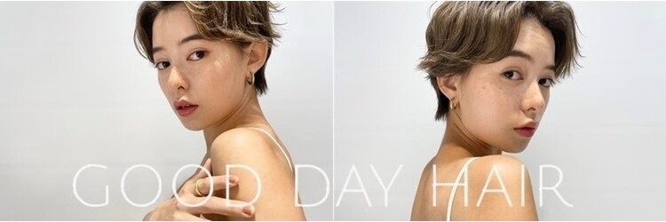 グッデイ ヘアー(GOOD DAY HAIR)のサロンヘッダー