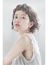 モッズヘア 金沢店(mod's hair)【モッズヘア金沢】ウェービーボブ