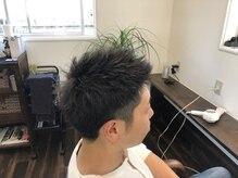美容室キッキ(Kikki)の雰囲気(メンズも大歓迎!カット+ミニ頭皮マッサージスパ¥5500)