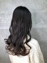 グランジュテ ヘアアンドスパ 新検見川(GRAND JETE Hair&Spa)テールカラー♪ [岩井麻由美]