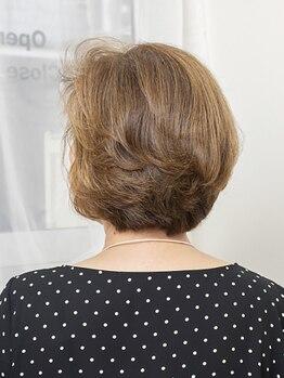 クルー(cluew)の写真/髪、頭皮に優しく低刺激なオーガニックカラー≪ヴィラロドラ取扱≫92%天然由来成分の高品質カラーです♪