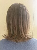 ユアーズ フォー ヘアー 郡山(Yours for hair)秋にオススメ♪透明感カラー・アッシュベージュカラー