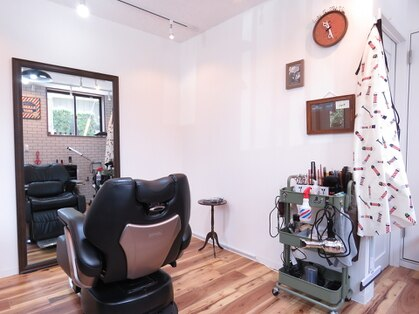 BARBER LOCATION Your Space