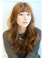 リル ヘアーデザイン(Rire hair design)【Rire-リル銀座-】外国人風☆アンニュイロング