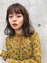 ガーデントウキョウ(GARDEN Tokyo)【GARDEN 田中麻由】ミディアムゆるふわウェーブ