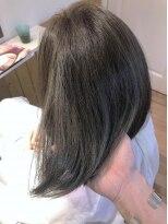 テトラ ヘアー(TETRA hair)アッシュグレー