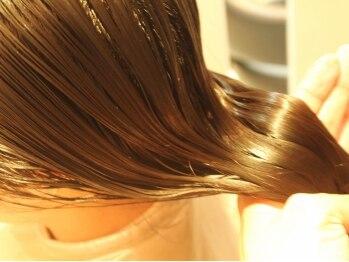 ビビット 東大宮西口店(vivid)の写真/今話題の【リンクトリートメント】でダメージを修復します♪最新TRで髪質改善◎お悩み別に対応可能◎