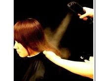アーキー(arky)の雰囲気(☆ナノケアシリーズでダメージを抑え潤いのある髪へ・・・☆)