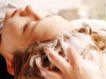 ハラカラ harakaraの写真/【平日限定SPA¥4000~】頭皮のエイジングケア始めませんか?毎月通える価格で自然な艶やまとまりを実現。
