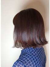 ヘアーサロン シュシュ(hair salon Chou Chou) baby_pink