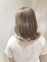 ユーレルム オット(U-REALM otto)【U-REALMotto】大人かわいいミルクティーベージュ小山