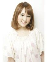 ジョエミバイアンアミ(joemi by Un ami)【joemi】いつもより3割小顔に見えるワンカールボブ(大島)