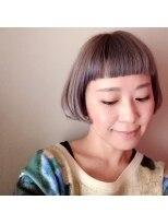 ヘアアンドビューティー クローバー(Hair&Beauty Clover)THA,せつこスタイル