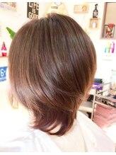 ヘアーサロン テイル リバー(Hair Salon Tail River)ウルフレイヤースタイル☆